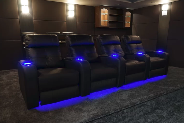 theater room funiture